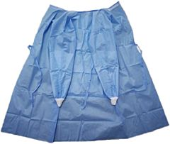 SMS Laminated Isolation Gowns - Sterile - Level 3 - 100 Gowns